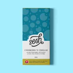 Buy Sesh Edibles Chocolate Bars Online