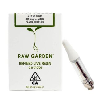 BUY RAW GARDENS VAPE CARTRIDGES
